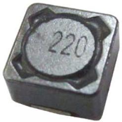 SCDS74T-100M-N, 10 мкГн, 0.049 Ом, 1.84 А, 20%, 7.3*7.3*4.5мм, Индуктивность SMD