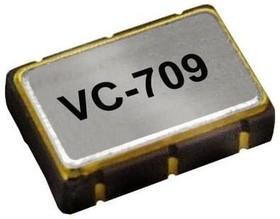 VC-709-EDE-KAAN- 125M000000, 125 МГц, XO, Кварцевый генератор