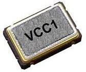 VCC1-B3D-100M000000, 100 МГц, XO, 3.3 В, 15 пФ, Кварцевый генератор