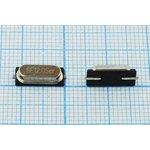 Кварц 12.0МГц в корпусе HC49SMD, расширенный температурный диапазон -40~+85C,без ...