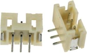 """PH03VC-R1K-H-CN (MW-3MS), Разъем пит-я/сигнал. """"вилка"""" 3 конт.(1x3) шаг 2.00 мм, вертик., поверхн. монтаж на плату (PH тип)"""