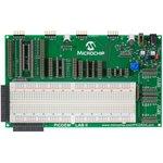 DM163046, Макетная плата, PICDEM Lab II, для 8-бит PIC MCU