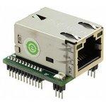 AC320004-3, Дочерняя плата, 10BASE-T/100BASE-TX Ethernet ...