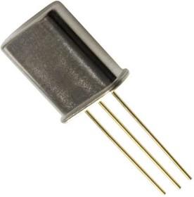 MQF100/0-1500/06, 100 МГц, 8x8x3.3, Фильтр кварцевый монолитный MQF