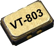 VT-803-EFE-2870- 50M0000000, 50 МГц (no tuning), 3.3В, Clipped Sinewave, -40…+85°С, 280ppb, TCXO, Кварцевый генератор