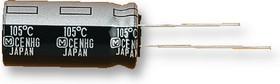 Фото 1/3 ECA-0JHG221, ALUMINUM ELECTROLYTIC CAPACITOR, 220UF, 20%, 6.3V, RADIAL