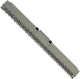 """61083-184402LF, Разъем """"вилка"""" 180 конт.(2x90) 0.80 мм, поверхн. монтаж на плату, H=7.70 мм"""