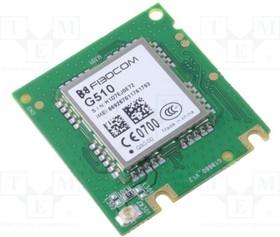 ADP-G510-Q50-00 (PCB_V1.2), 2G (GSM/GPRS) модуль совместимый с отладочной платой EVK-GT8629