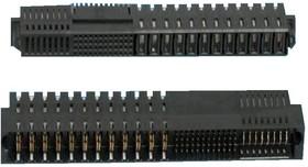 "51940-258LF, Разъем комбинир. (сигн. + сил. PwrBlade), 16 конт.(4x4) ""гнездо"" 2.54 мм + 7 (3+4)"