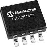 Фото 2/2 PIC12F1572T-I/MS, 8 Bit MCU, PIC12 Family PIC12F15xx Series Microcontrollers, 32 МГц, 3.5 КБ, 256 Байт, 8 вывод(-ов)