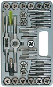 Набор FIT 70807 лерки-метчики легированная сталь профи 40шт.