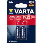 4706(А316/LR 6/AA)2, Элемент питания алкалиновый LONGLIFE ...