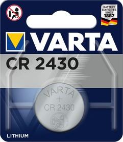 CR2430, Элемент питания литиевый (1шт) 3В