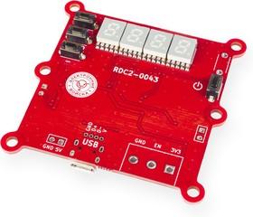 Фото 1/2 RDC2-0043, Термостат, регулятор температуры (нагрев, охлаждение)