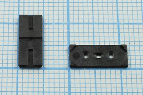 Прокладки изоляционные с тремя отверстиями, толстые, 9189 3 изол прокл\ 11,4x4,5x0,55P3\PPS\ Plastic_Spacer49S3