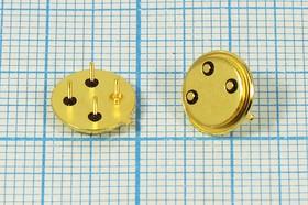 Основание для оптических датчиков и излучателей на четыре вывода, корпус \TO39-106\GEC- TO39-106\\мет\4Pin основание