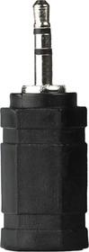 Фото 1/2 Адаптер переходник 3.5 мм (F)-2.5 мм (M) (A215)/200