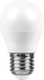 Лампа светодиодная SAFFIT 55036 7W 230V E27 2700K, SBG4507