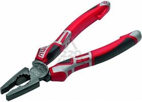 Пассатижи NWS 109-69-205 205мм трехкомпонентная + встроенный гаечный ключ для болтов от М8 до М10