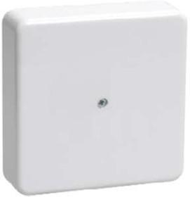 Коробка распаячная ОП 100х100х44 IP20 KM41222 (6 клем. 6кв.мм) бел. ИЭК UKO10-100-100-044-K01