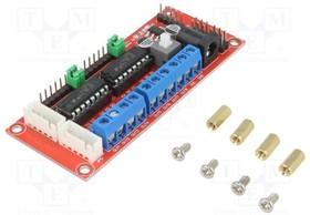 OKY2152, Контроллер двигателя DC, L293D, PWM,аналоговый, Uвх.логич 5В