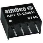AM1/4S-0505SZ, DC/DC преобразователь, 0.25Вт, вход 4.5-5.5В ...