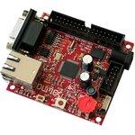 PIC-WEB, Отладочная плата аппаратного веб-сервера на базе PIC18F67J60 Microchip