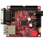 Фото 3/3 PIC-WEB, Отладочная плата аппаратного веб-сервера на базе PIC18F67J60 Microchip