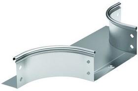 Ответвитель DL 100х100 в комплекте с крепежными элементами и соединительными пластинами необходимыми для монтажа