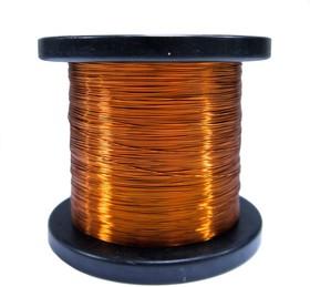 Фото 1/2 Провод обмоточный ПЭТВ-2 0,475 мм 1кг = 600 м