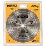 Алм.круг DEWALT DT40206-QZ сплошной керамик.180х22.2