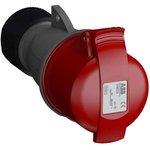 Розетка кабельная 232EC6 Easy&Safe 232EC6 32А 2P+E IP44 6ч ...