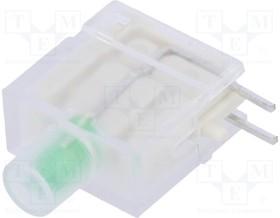 DBKD12, LED; в корпусе; зеленый; 3,9мм; Кол-во диод:1