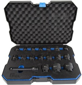 APA10, 1/2 Air Impact socket set
