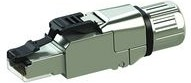 J00026A5001, FIELD ASSEMBLY RJ45 PLUG MFP8 CAT.6A