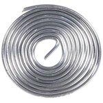 (ПОС-40) припой ПОС 40 с канифолью, спираль, диаметр 1.5 мм, 10 гр