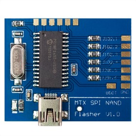 Программатор Matrix MTX SPI для NAND-памяти XBOX360