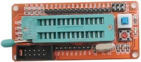 Программатор для контроллеров Atmel AVR в корпусе DIP28