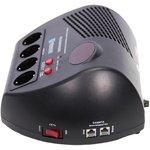 VR-R1000VA (BE), Стабилизатор напряжения, 220В, 1000ВА (черный)