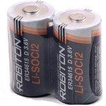 ER34615 D SR2 (11618), Элемент питания литиевый 19000мАч ...