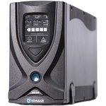 GYPER GPR-650, Источник бесперебойного питания (ИБП/UPS), 650ВА/400Вт, IEC, line-interactive