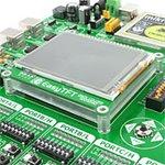 Фото 4/5 MIKROE-1099, EasyMx PRO v7 for STM32 Development System, Полнофункциональная отладочная плата для изучения МК STM32 ARM Cortex-M3 и Cortex-M