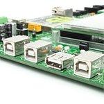 Фото 5/5 MIKROE-1099, EasyMx PRO v7 for STM32 Development System, Полнофункциональная отладочная плата для изучения МК STM32 ARM Cortex-M3 и Cortex-M