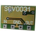 Фото 2/2 SCV0031-3.3V-0.6A, Импульсный стабилизатор напряжения 3.3В, 0.6А