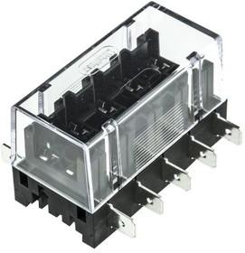 03500417TXN, 5 position Block Fuseholder