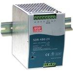 SDR-480-24, Блок питания, 24В,20А,480Вт