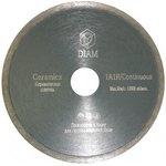 Круг алмазный DIAM Ф230x22мм 1A1R CERAMICS 1.9x5мм ...