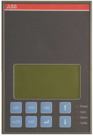 Блок авт. управления перекл. ист. пит. (ABP)ATS022 ABB 1SDA065524R1