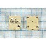 Излучатель звука магнитоэлектрический без генератора SMD 14x11x3мм, 1.5В/9 Ом  ...