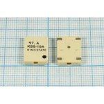 Излучатель звука магнитоэлектрический без генератора SMD 14x11x3мм, 5В/43 Ом  ...